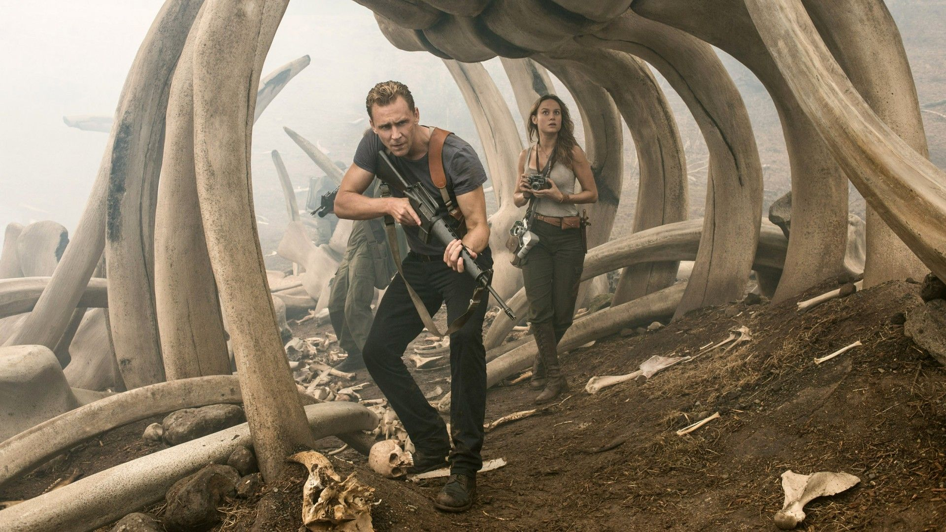 Kong: Skull Island (With images) | Skull island, Action ...