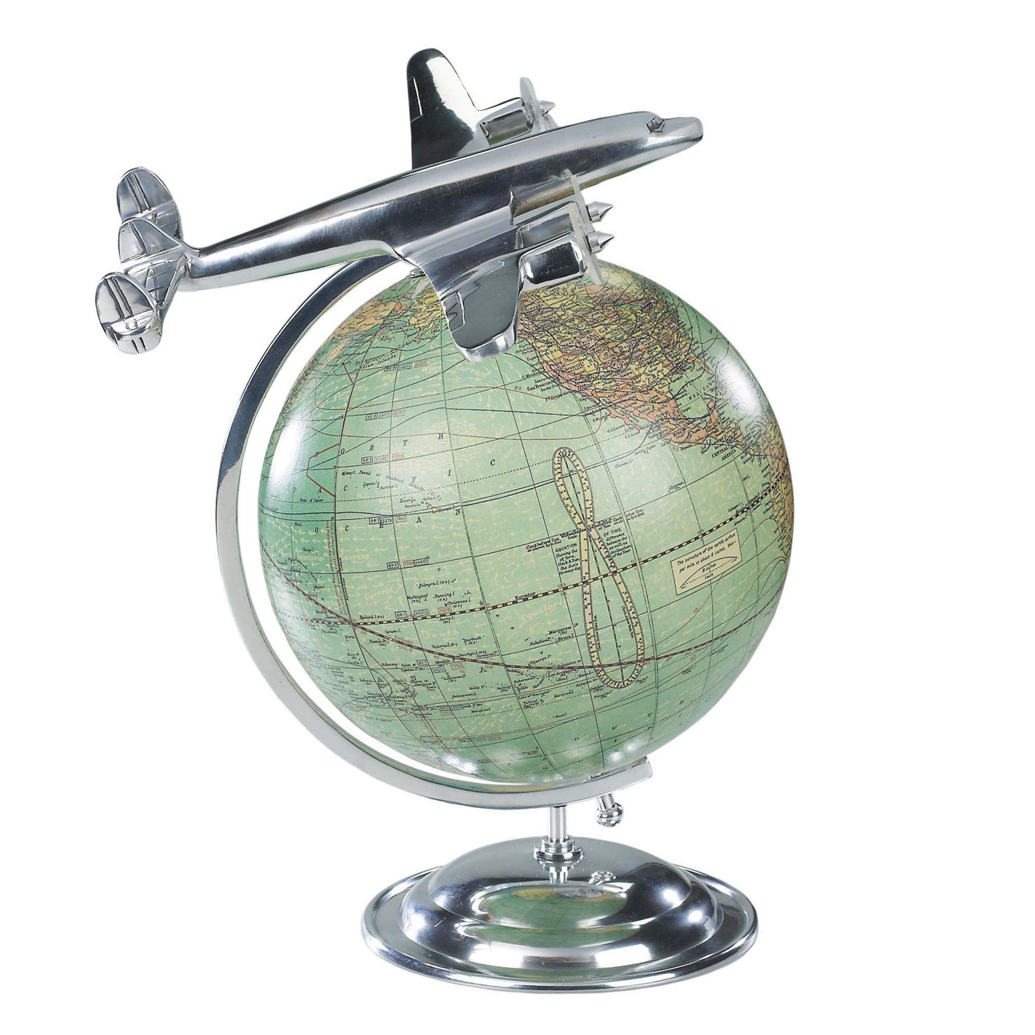 globus zeichnung