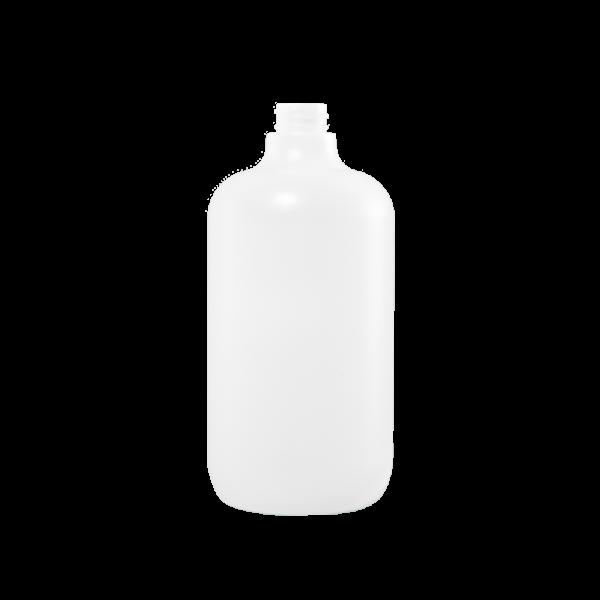 32 Oz Natural Plastic Boston Round Bottle 28 400 Illing Company Bottle Custom Bottles Oz Naturals