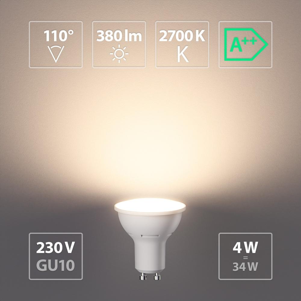 Smarte Gu10 Led Lampe Für Amazon Alexa Google Home