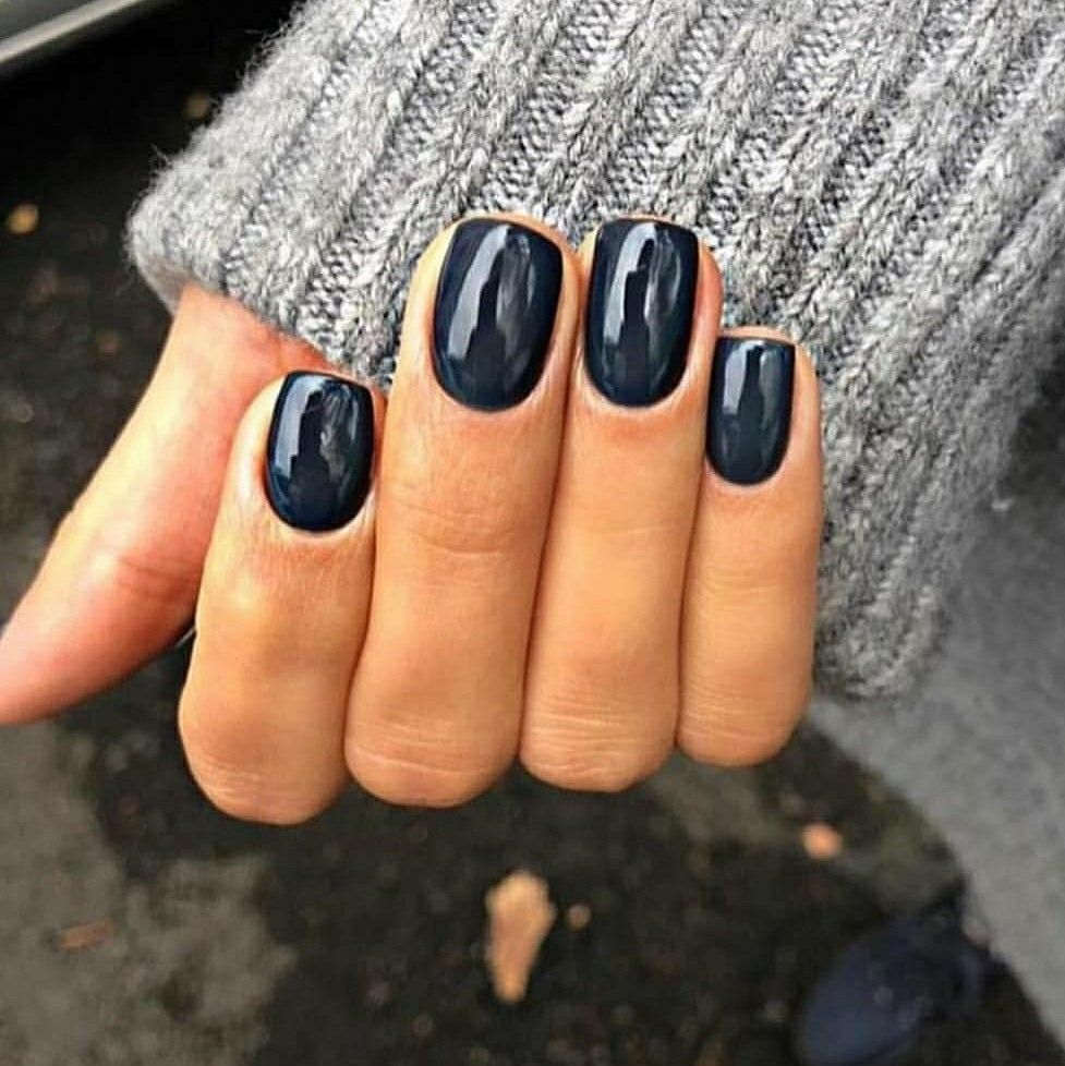 Dark Colors For Nails