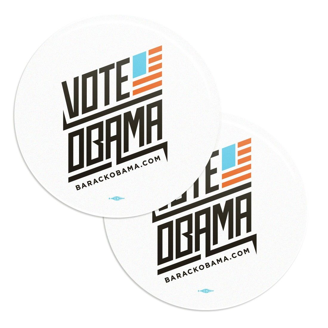 Looks like Obama has revealed the new brand for the election