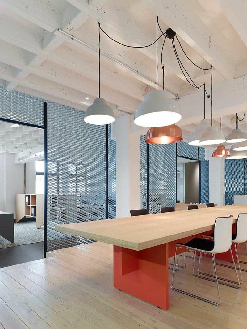 Optimale Beleuchtung Am Arbeitsplatz Schreibtischlampen Und Buroleuchten Dekoration Diy In 2020 Office Space Design Beautiful Office Decor Office Interior Design