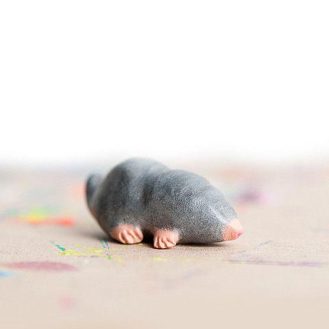Le Intuitive Mole Totem | leanimale
