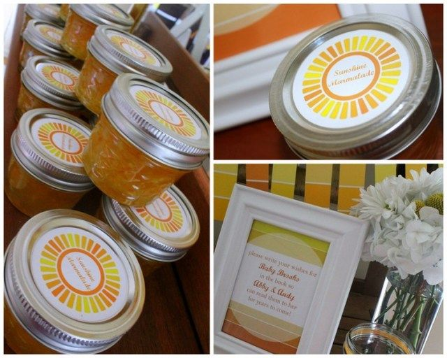 Baby Shower Ideas You Are My Sunshine ~ You are my sunshine baby shower party would be neat if you change