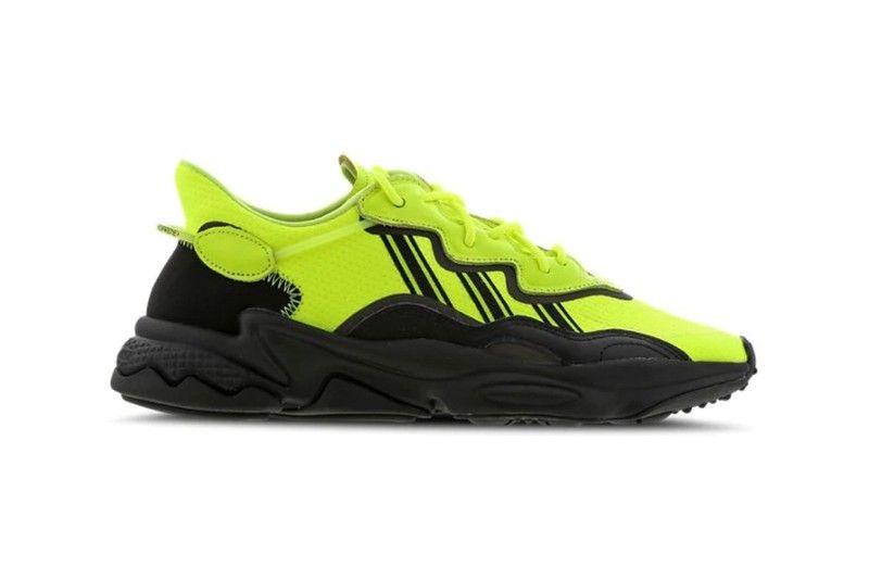 adidas Originals Gets Highlighter-Heavy With
