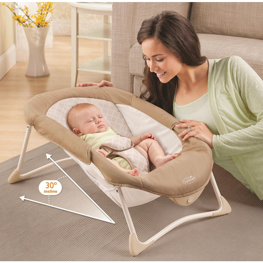 Summer Infant Resting Up Napper - Summer Infant - Babies \