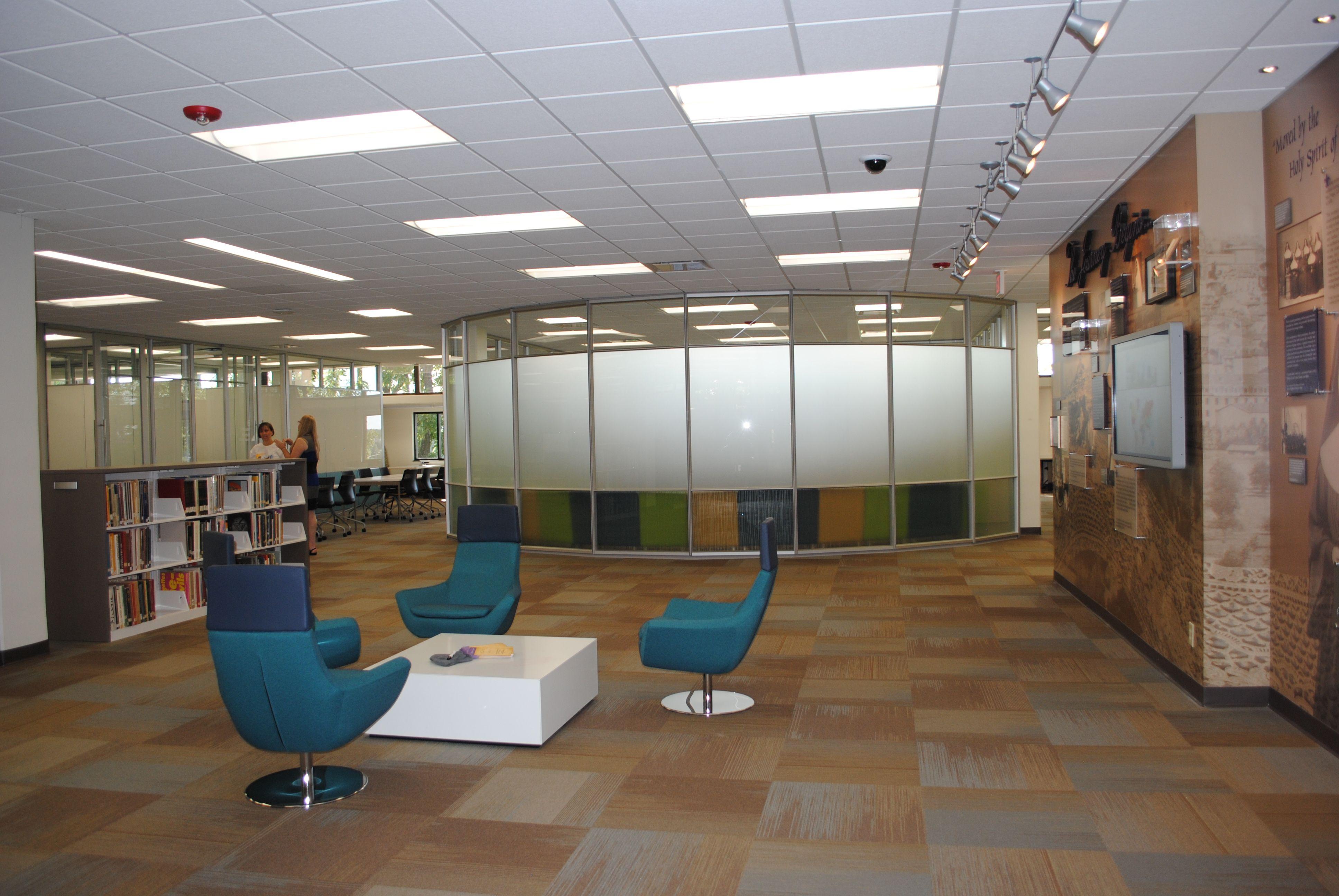 Using dirtt flooring technology and modular walls space inc using dirtt flooring technology and modular walls space inc completely modernized the avila vtopaller Gallery