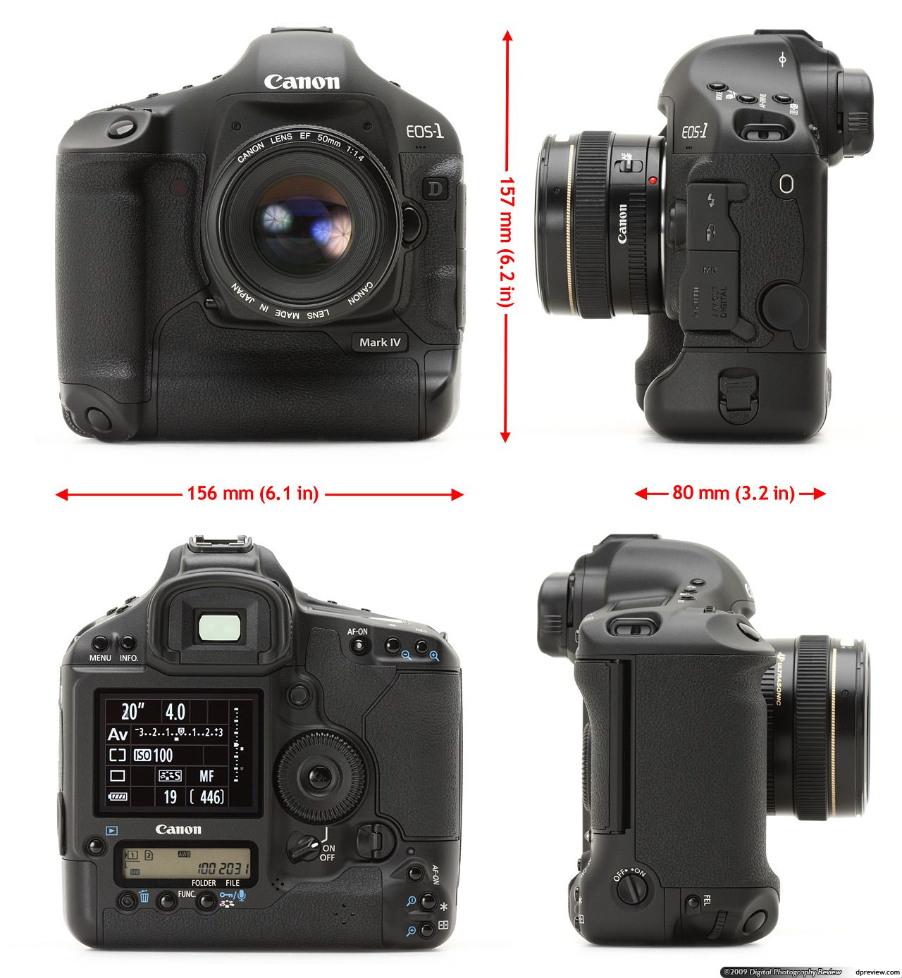 Canon Eos 1d Mark Iv Review Digital Photography Review Photography Reviews Eos Canon Eos