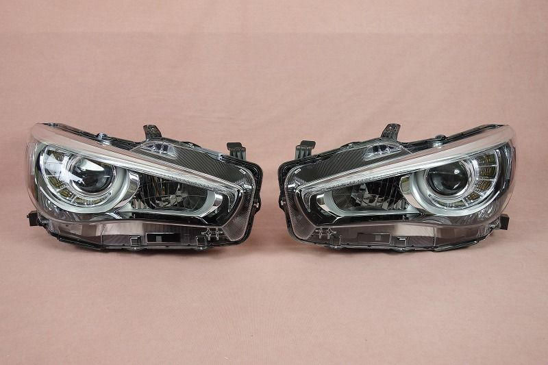 JDM NISSAN SKYLINE V37 (Infiniti Q50) LED Headlight GENUINE OEM
