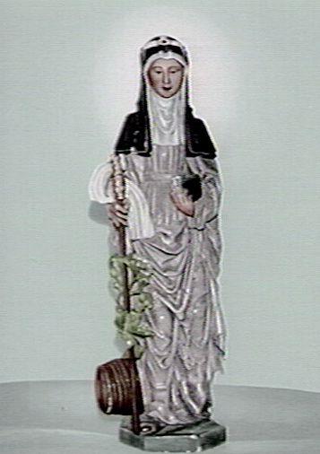 Birgitta van Zweden, heilige