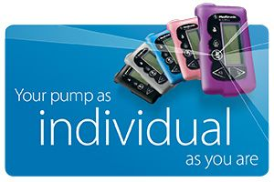 Customize your insulin pump! Discover the new Medtronic