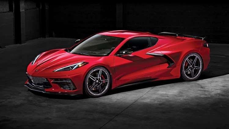 Revealed Mid Engine 2020 Chevrolet Corvette Stingray Makes 495 Horsepower Com Imagens Looks Carros Auto