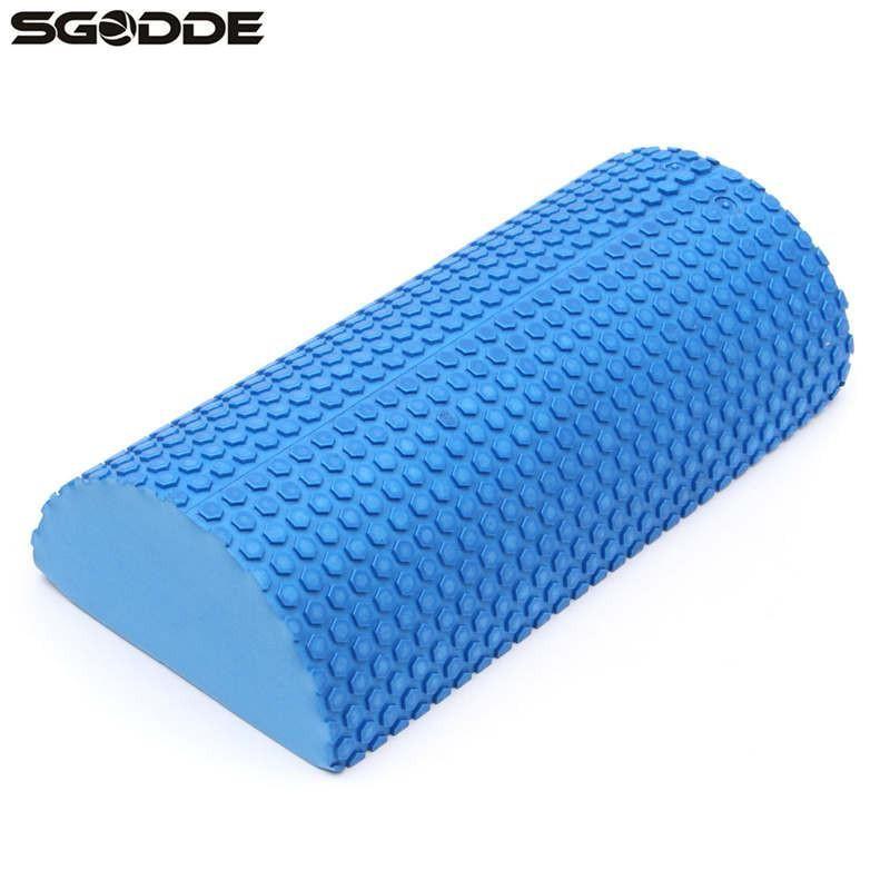 Half Dome Foam Roller Foam Roller Pilates Workout Yoga Block