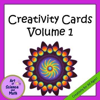 Use these creativity cards to help students, adults, homeschoolers expand creative thinking. Used as a bell ringer, between lessons, during free time, or at home, anyone can enhance their creative thinking.Includes:20 Creativity CardsTM, each containing a question to help spark the creative thought process.Ways to use Creativity Cards:In the classroom  group activities, brainstorming, in between activities, individual projects, get the creative juices flowing!Individually  stretch your…