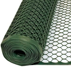 3 Ft X 25 Ft Green Poultry Fence 090786 At The Home Depot 19 77