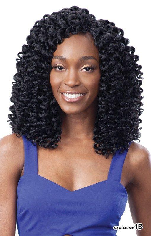 2X+TEENY+CURL+-+S (Available+Colors+:+1,+1B,+2,+4,+27,+30,+OT27,+OT530,+OT99J) | Crochet hair