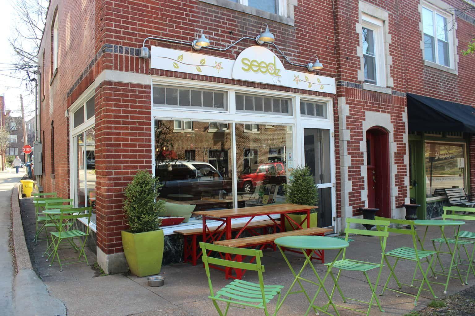 Five Vegan Restaurants In St Louis Vegan Restaurants St Louis Restaurants Healthy Resturants