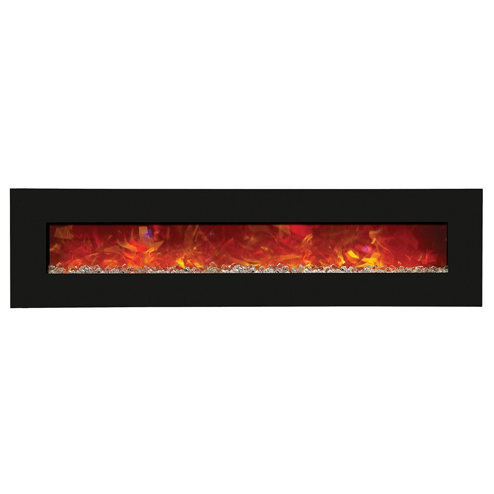 Amantii Built In Wall Mounted Electric Fireplace Advanced Wm