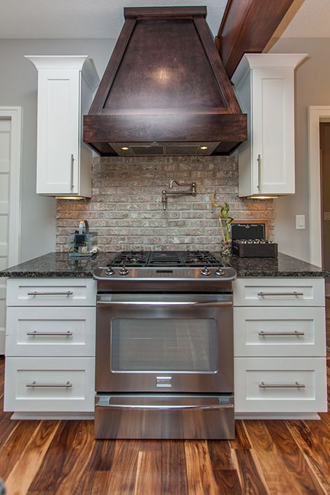 thin brick kitchen backsplash a beautiful thin brick backsplash done in glen gery nob 6097
