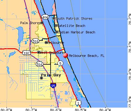 Melbourne Beach Florida Map melbourne beach   Google Search | Melbourne beach, Melbourne beach