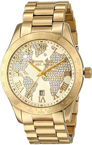 ec1055444181 Michael Kors MK5959 Women s Layton Pave Dial Watch