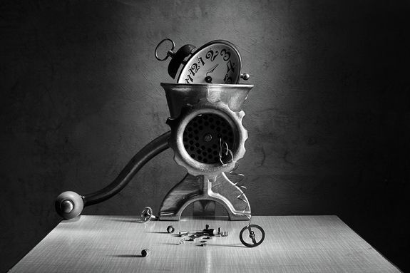 The End of Time, Conceptual Photography Ideas
