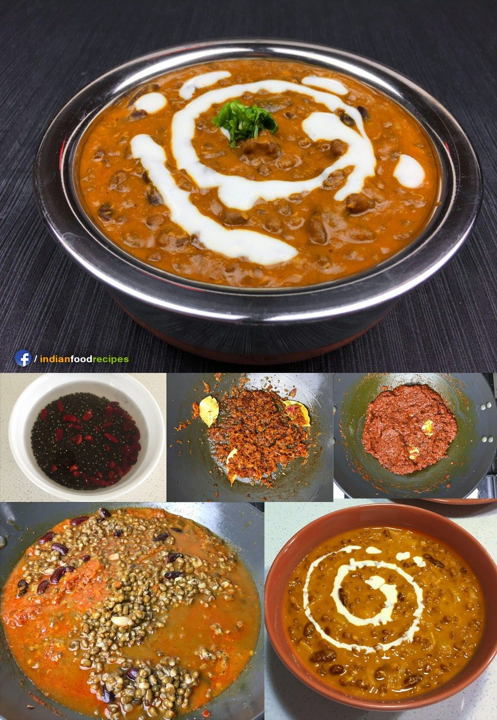 Dal makhani recipe step by step pictures all indian food recipes dal makhani recipe step by step pictures forumfinder Image collections