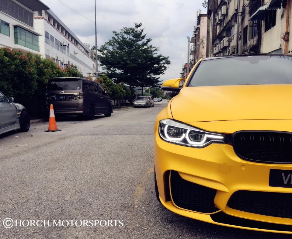 b8685d299cd BMW F30 Convert M3 alike body kit   Horch Motorsports Kuala Lumpur Malaysia