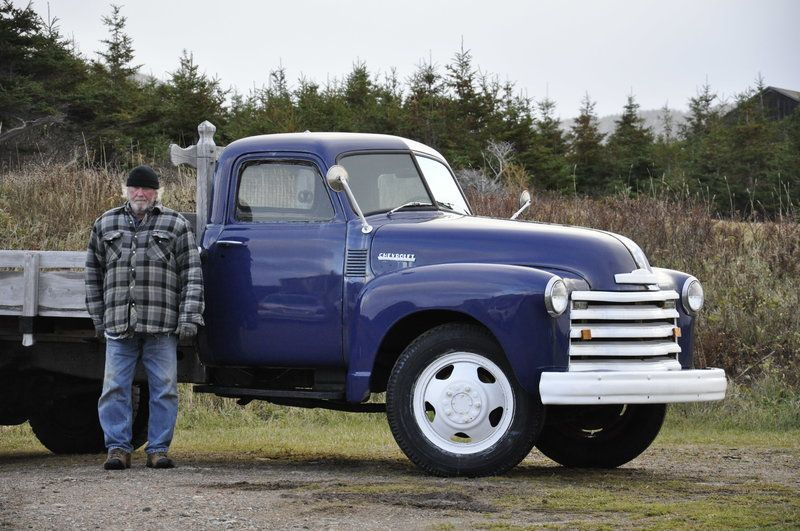 1950 Chevrolet 2 ton truck for sale by Owner - Bay st