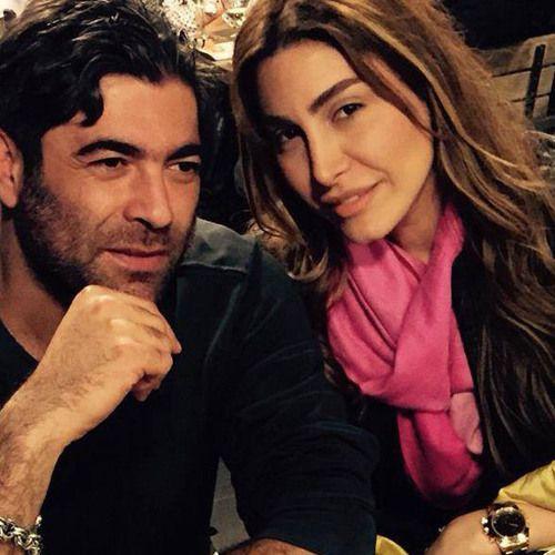 Wael Kfoury Yara Ba3youni وائل كفوري و يارا بعيوني Yara Wael Kfoury Couple Photos
