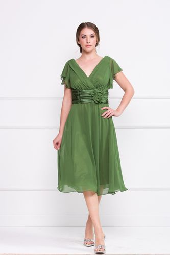 Stunning Short Plus Size Mother Of The Bride Groom Special Event