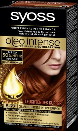 Haarfarben von syoss