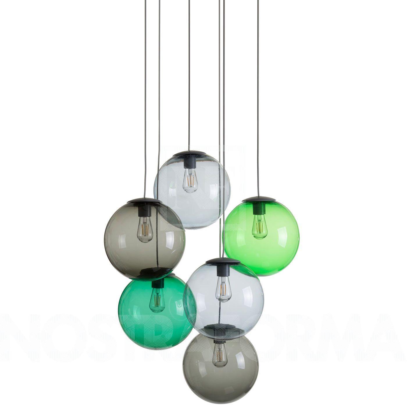 Fatboy Spheremaker Pendant Lamp Six Globes Modern And Contemporary Lighting Fixtures Chandeliers Furniture Lamp Contemporary Light Fixtures Pendant Lamp