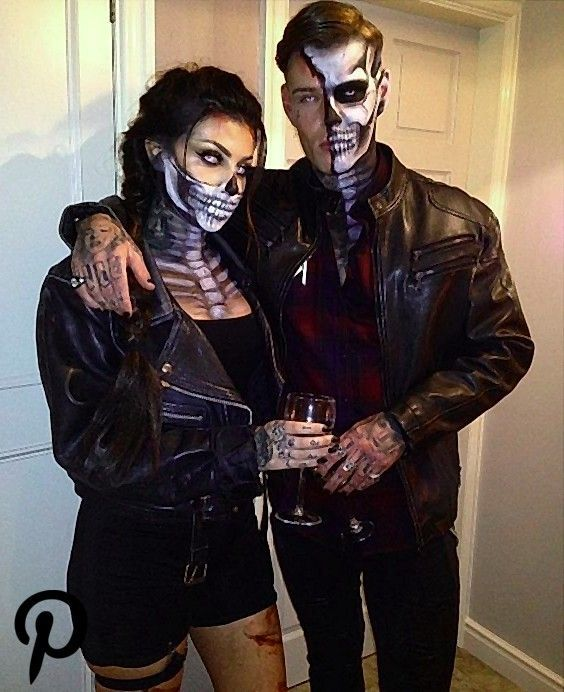 30 Scary and Funny Couple Halloween Costumes DIY Ideas for Unique and Creative Look #coupleshalloweencostumeideas #30 #Scary #and #Funny #Couple #Halloween #Costumes 30 Scary and Funny Couple Halloween Costumes DIY Ideas for Unique and Creative Look #funnyhalloweencostumes