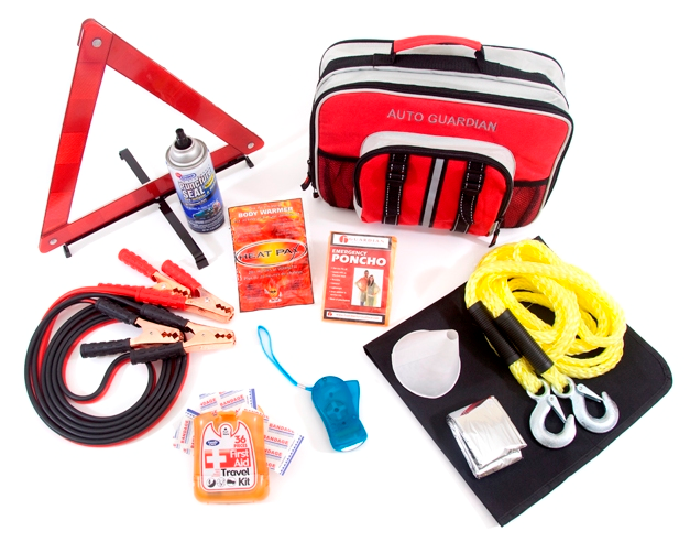 Car Survival Kit - Emergency Preparedness - Emergency & Survival