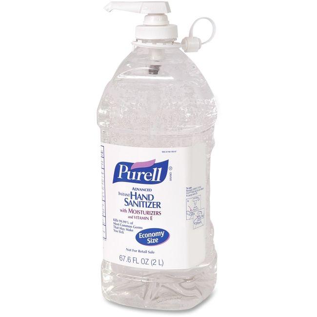 Gojo 962504 Economy Size Pump Hand Sanitizer Hand Sanitizer