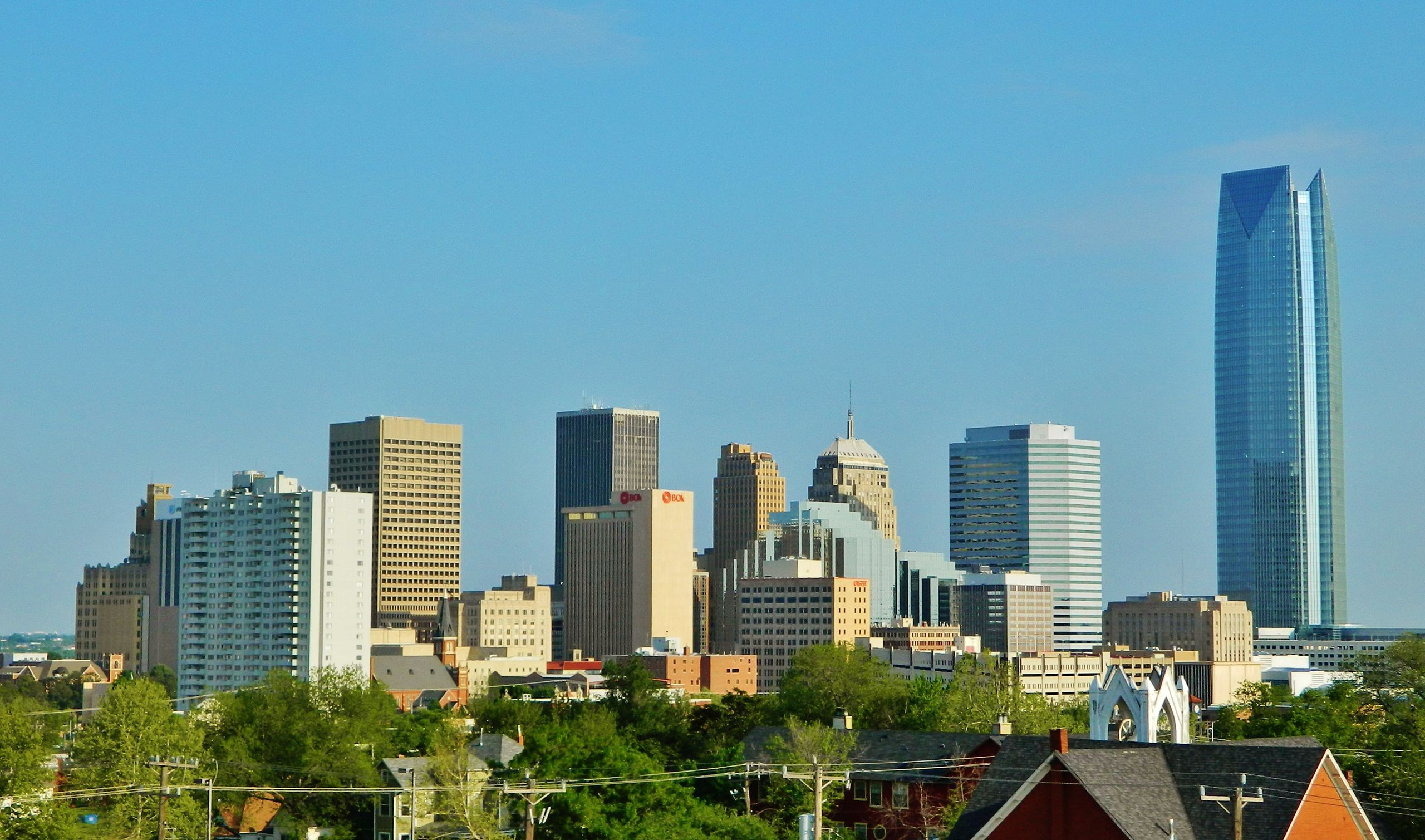 Oklahoma City Wikipedia The Free Encyclopedia College Town