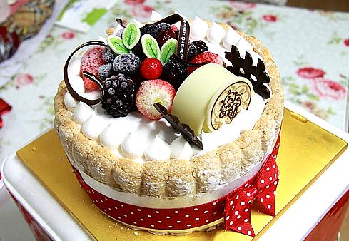Ice cream cake from Coldstone Creamery Ice cream cake