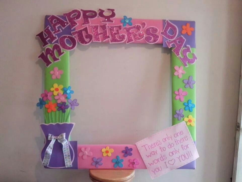 Image result for photo booth frame for Mother\'s Day pinterest ...