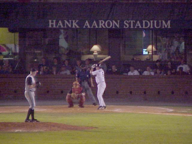 Hank Aaron Stadium Mobile  2018 ALL You Need to Know