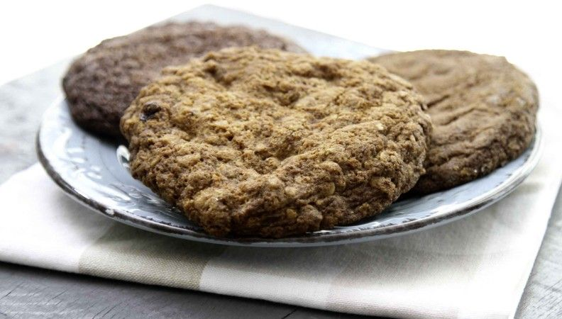 Cookies di tapioca con gocce di cioccolato gluten free e senza lattosio- Nonna Paperina