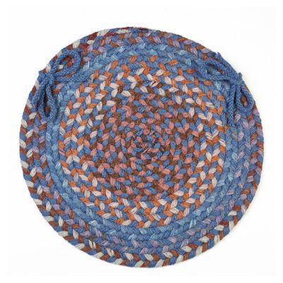 rhody rug ashbury 15 in chair pad ah22a015x015 pinterest blue