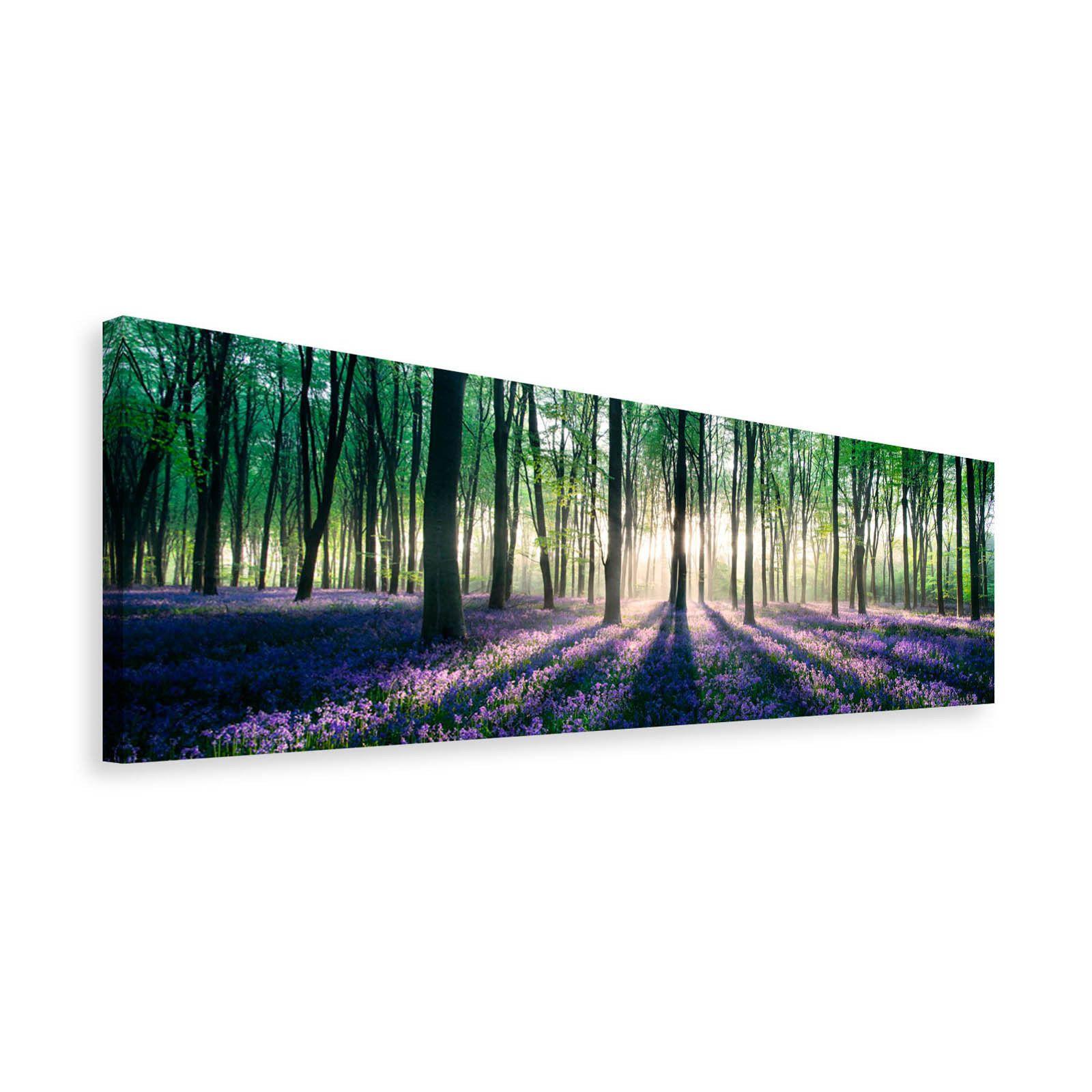 Deko Block - Wald Hasenglöckchen - 40x118 cm Jetzt bestellen unter ...