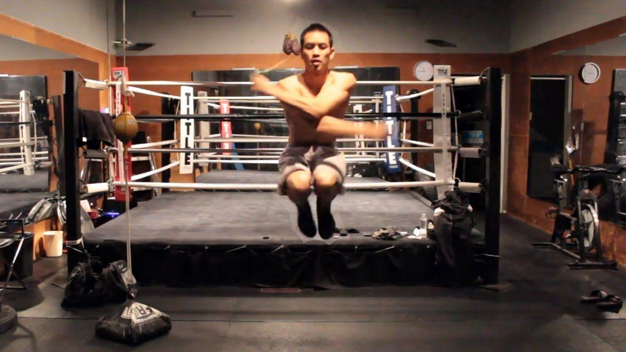 Boxing jump rope tricks boxing jump rope jump rope