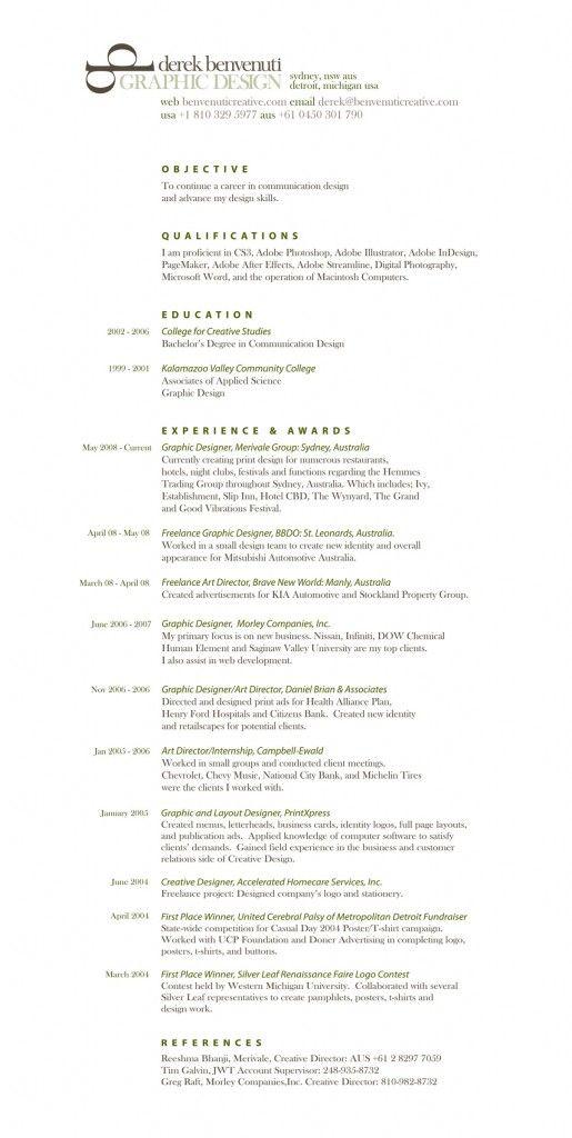Resume Design Design Graphicdesign Designinspiration Resume