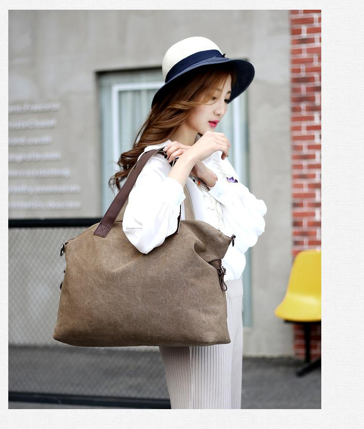 6fda5234fcb5 ... Vintage Duffel Bag - BagPrime - Look Your Best with Amazing Bags cheap  for discount 16403  KVKY Canvas Sling Bag low priced 6ad18 15d08 ...