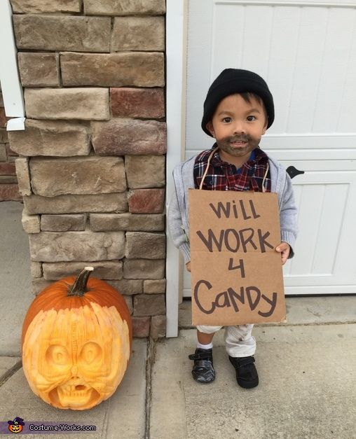 Toddler Hobo - Halloween Costume Contest at Costume-Works.com  sc 1 st  Pinterest & Toddler Hobo - Halloween Costume Contest at Costume-Works.com ...