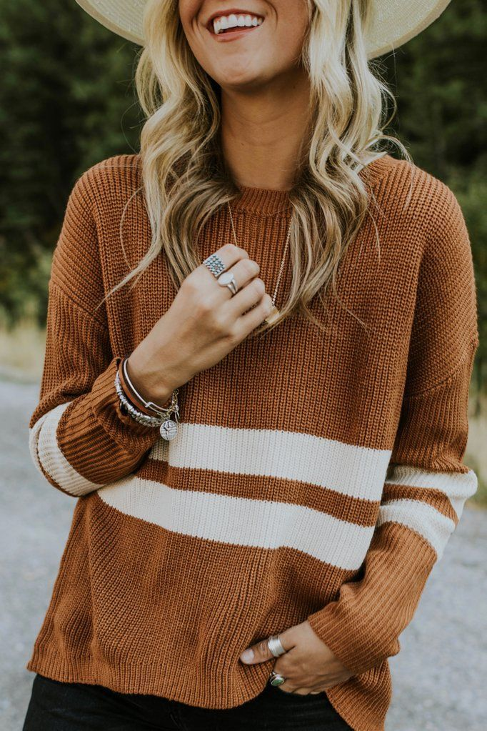 002496931607 Maplewood Knit Sweater | ROOLEE | Sueter in 2019 | Fashion, Autumn ...