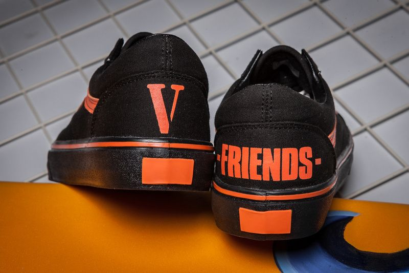 692d804395b VLONE talkworldwide x Vans old skool  converse  shoes